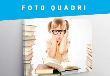 Foto quadri personalizzati
