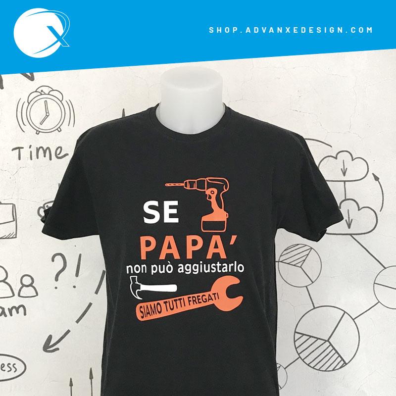Tshirt festa del papà