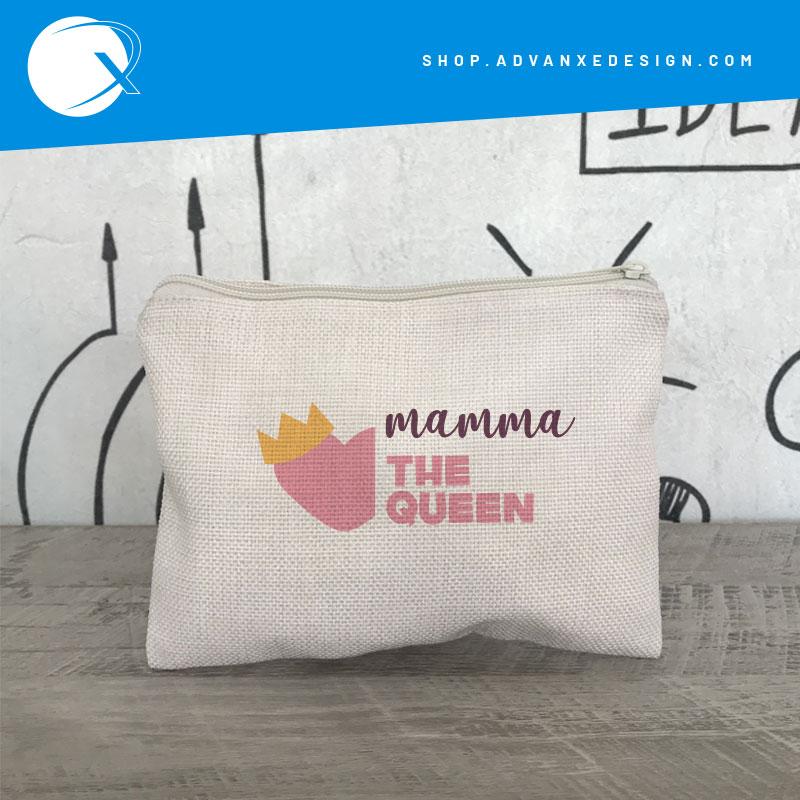 Pochette The Queen - idea regalo festa della mamma
