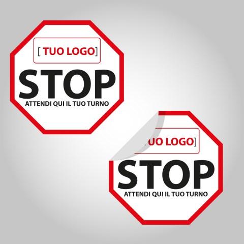 Stop-esagono