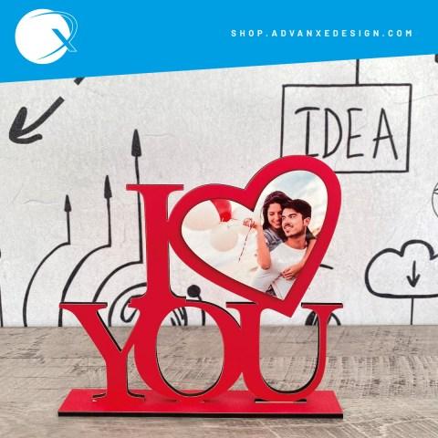 cornice-i-love-you-personalizzata