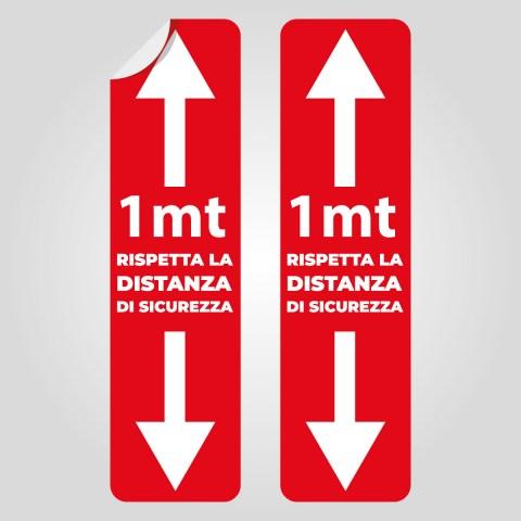 distanza-sicurezza-rosso