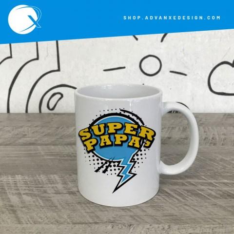 tazza-super-papa-fumetto